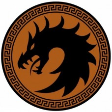 Battle School logos from Enders Game - Dragon Army