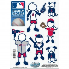 Angels Stick Family Decal Pack