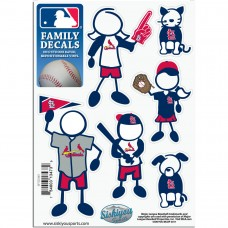 Cardnials Stick Family Decal Pack