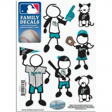 Mets Stick Family Decal Pack