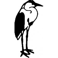 Bird Birds animal Car or Wall Vinyl Decal Sticker 08