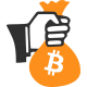 bitcoin-insurance logo sticker