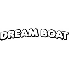 Boat Lettering Decal 21a