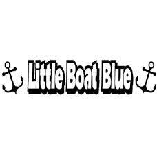 Boat Lettering Decal 43a