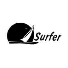 Boat Lettering Decal 54a