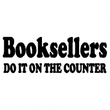 Booksellers Decal 28