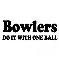 Bowlers Decal 05