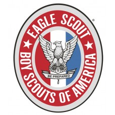 Boy Scout Eagle Scout Sticker