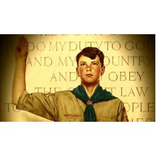 Boy Scout Oath Sticker