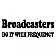 Broadcasters Decal 06