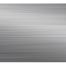 Brushed Aluminum Silver Vinyl Sheet