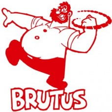 Brutus Sticker Popeye