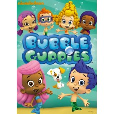 Bubble Guppies Nick Toons Decal 2