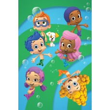 Bubble Guppies Nick Toons Decal 4