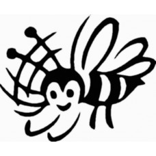 Bumble Bee Decal