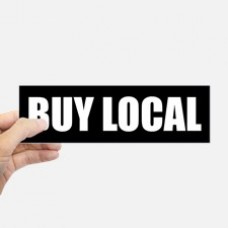 buy_local_bumper_bumper_bumper_sticker