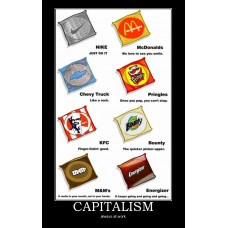 capitalism demotivational