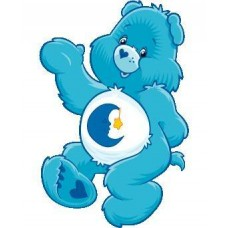 Care Bear Bed Time Bear