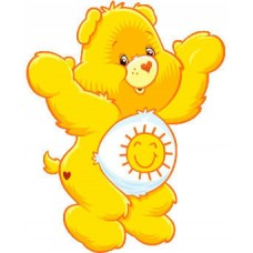 Care Bear Funshine Bear 2
