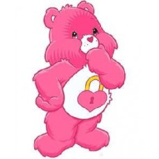 Care Bears Color Decal Sticker04
