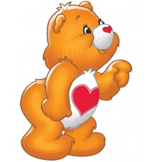 Care Bears Color Decal Sticker06