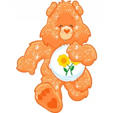 Care Bears Color Decal Sticker08