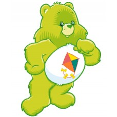 Care Bears Color Decal Sticker12