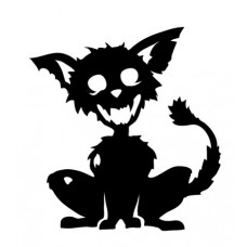 Cat Stickers and Wall Graphics 13