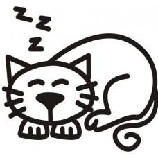 Cat Stickers and Wall Graphics 19