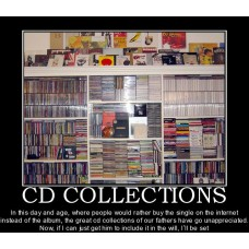 cd collections music old days