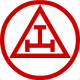 Chapter of Royal Arch Masons Car Decal