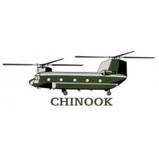 Chinook Decal