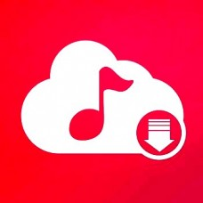 CLOUD MUSIC DOWNLOAD DIECUT DECAL