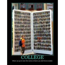 college beer college choice student party