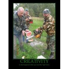 creativity army fail demotivational