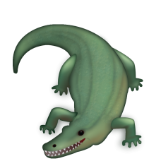 Crocodile_Iphone_Emoji