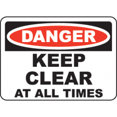 Danger Signs and Labels 12