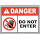 Danger Signs and Labels 13