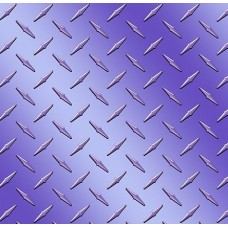 Diamond Plate Purple Vinyl Sheet