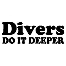 Divers Decal 31