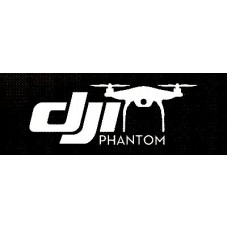 DJI PHANTOM DIE CUT VINYL DECAL