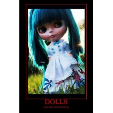 dolls dun demotivational