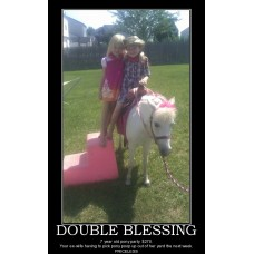 double blessing children assignment