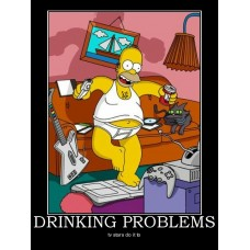 drinking problems funny