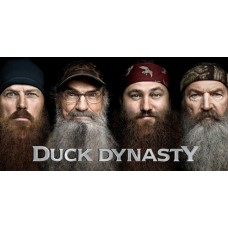 Duck Dynasty Color Car Sticker 1