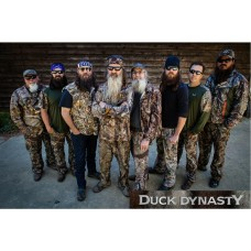 Duck Dynasty Color Car Sticker 3