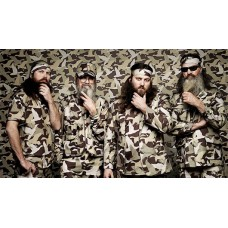 Duck Dynasty Color Car Sticker 4