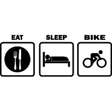 Eat Sleep BIKE 2