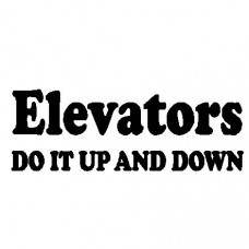 Elevators Decal 08