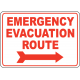 Emergency Signs and Decals 07